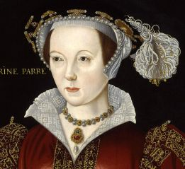Queen Katherine by unknown artist, NPG