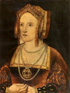 Disputed Lambeth Palace portrait; Katherine Parr or Katherine of Aragon
