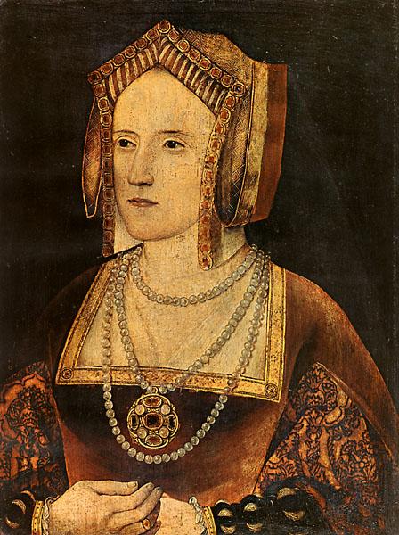 Which Queen Katherine: The Lambeth Portrait – tudorqueen6