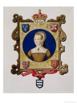 'Memoirs of the Court of Queen Elizabeth', Katherine Parr by Sarah, Countess of Essex