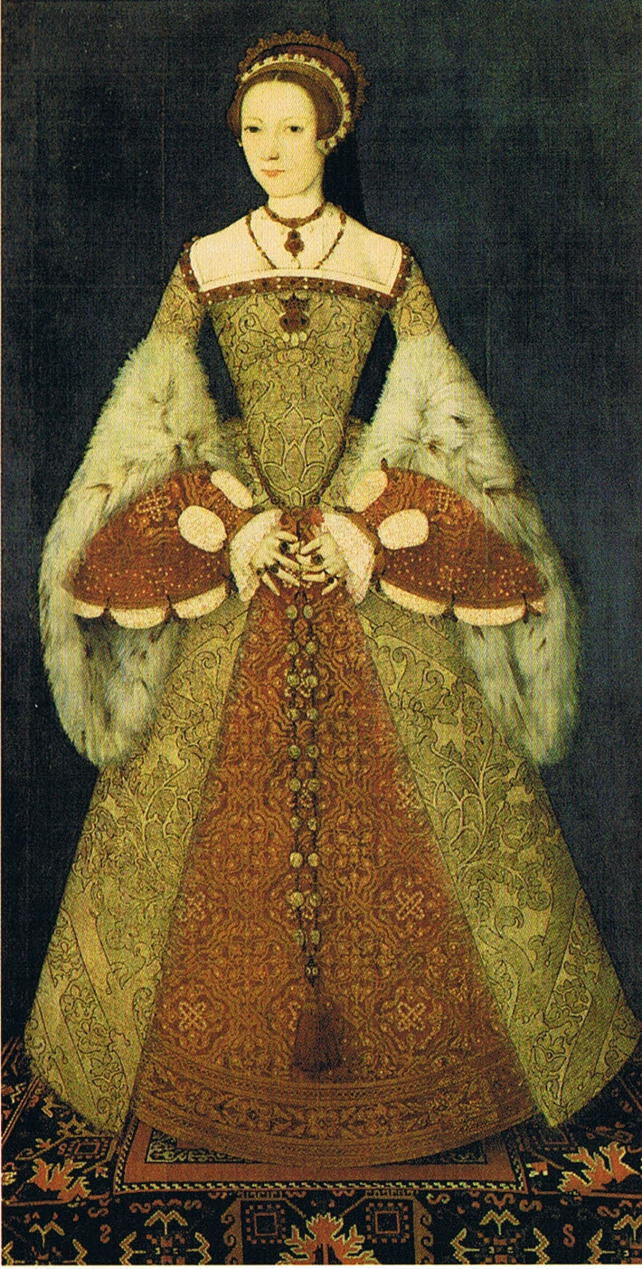 Katherine Parr attributed to Master John c. 1544
