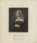 By Henry Thomas Ryall, after Hans Holbein the Younger, early 19th century