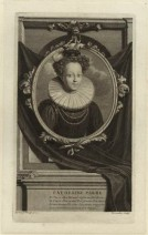 After Cornelis Martinus Vermeulen, late 17th century engraving