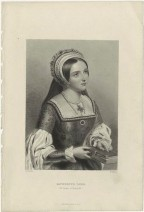 Fictitious engraving after William Henry Mote, mid 19th century