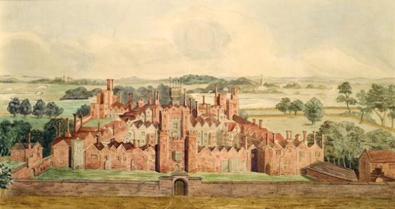 Oatlands Palace, Surrey