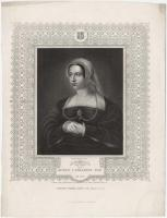 Victorian engraving of Katherine Parr