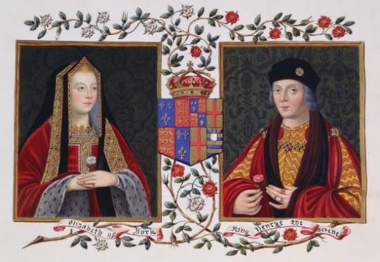 Tudor Conflict and Disease: the Reformation and Plague  (1/6)