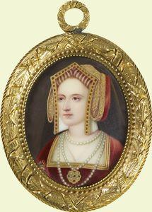 Katherine Parr or Katherine of Aragon