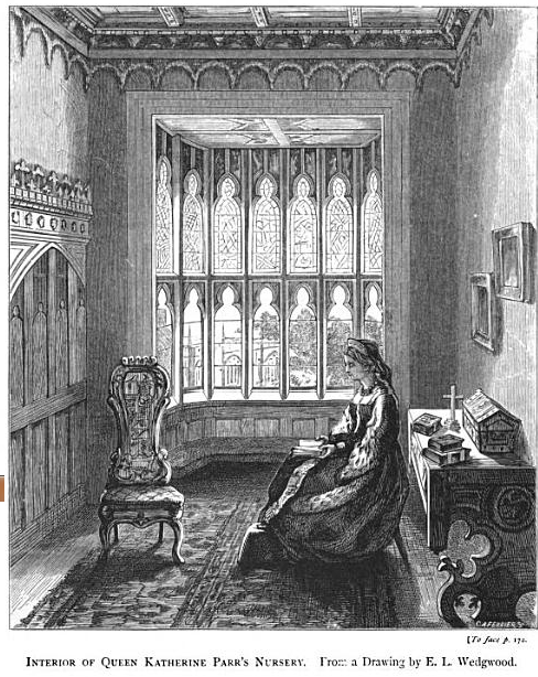 Queen Katherine Parr: The Pregnancy and Birth of Lady Mary Seymour (3/6)