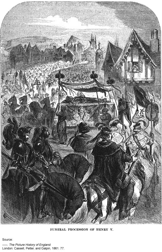16 February 1547: The Funeral of King Henry VIII (2/5)
