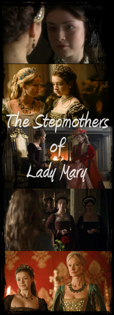 The Relationships of Lady Mary Tudor: Henry VIII and his consort Katherine Parr pt. 1