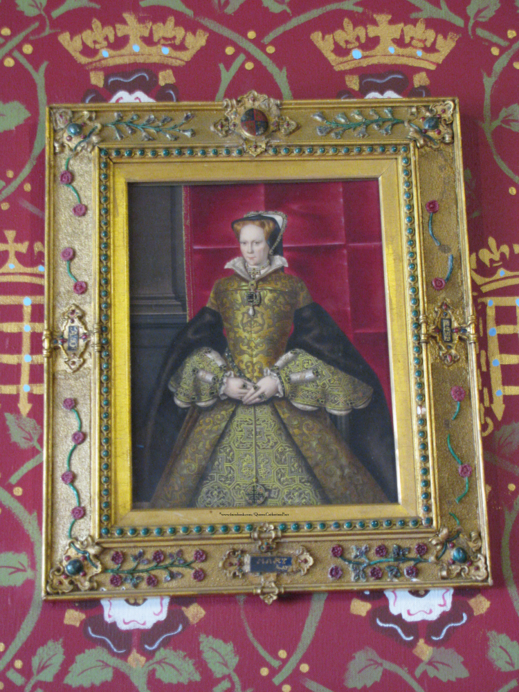 The Relationships of Lady Mary Tudor: Henry VIII and his consort Katherine Parr pt. 2 (4/4)