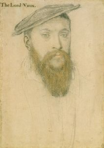 Lord Vaux by Holbein