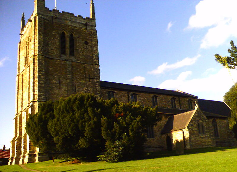 Saint Andrew's Church, Kirton in Lindsey.