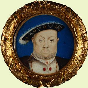 Henry VIII after Hans Holbein c. 1535-44