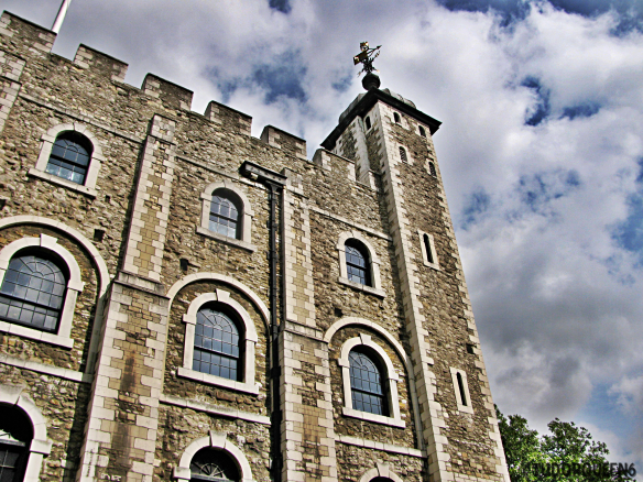 The White Tower, The Tower of London.