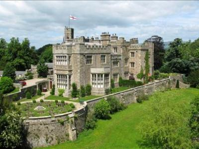 Thurland Castle, Tunstall, Lancashire, England.