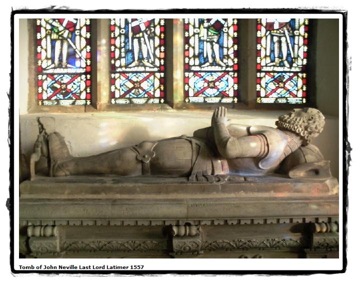 Family of Queen Katherine Parr: Sir John Neville, 4th BaronLatimer
