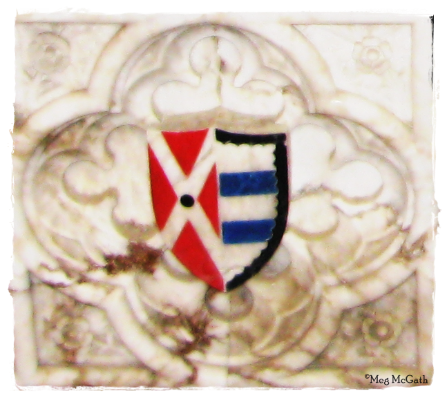 Family of Queen Katherine Parr: Sir John Neville, 3rd Lord Latimer (2/6)