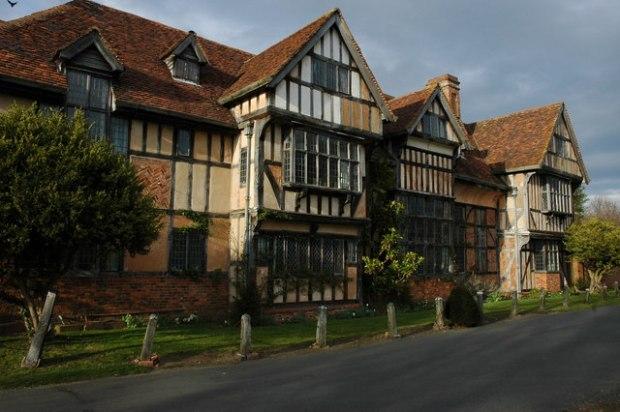 Wyke Manor in Wick, Worcestershire. [Wikipedia]