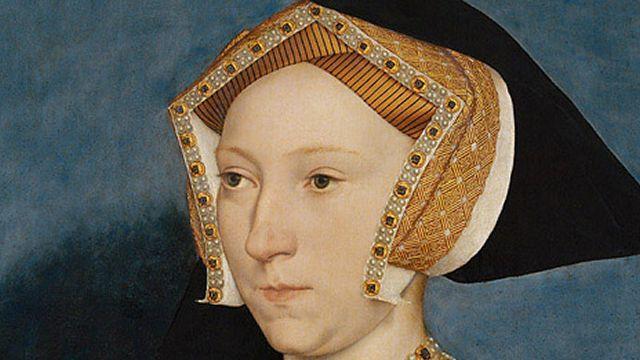 Queen Jane Seymour, wife no. 3.