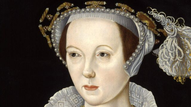 Queen Katherine Parr, wife no. 6.