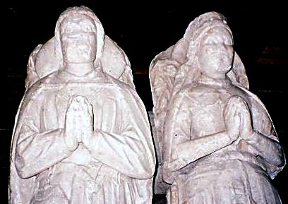 Possibly Thomas Radcliffe and Margaret Parr; Great Crosthwaite, Cumberland