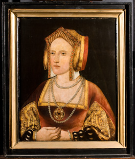 Lambeth Portrait of Katherine of Aragon.