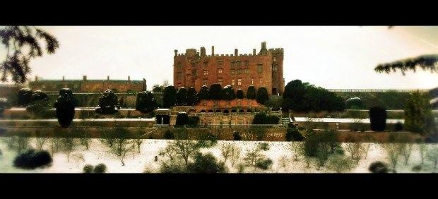 Powis Castle, Facebook.