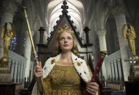 The White Queen Elizabeth Woodville.