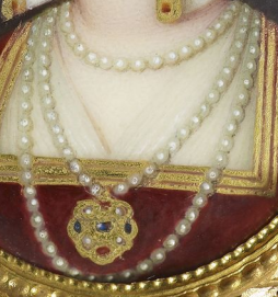 Detail of the Miniature.