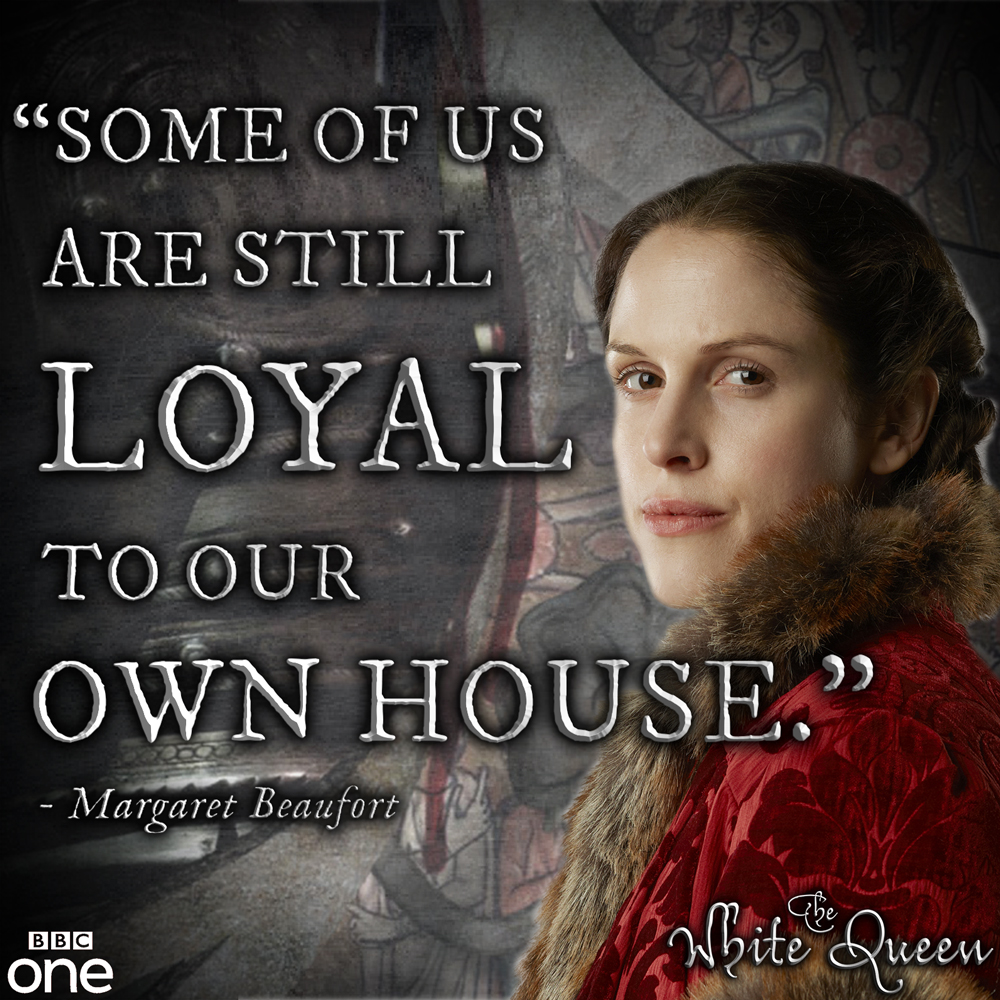BBC 'THE WHITE QUEEN': Queen Katherine Parr Family Relations (6/6)