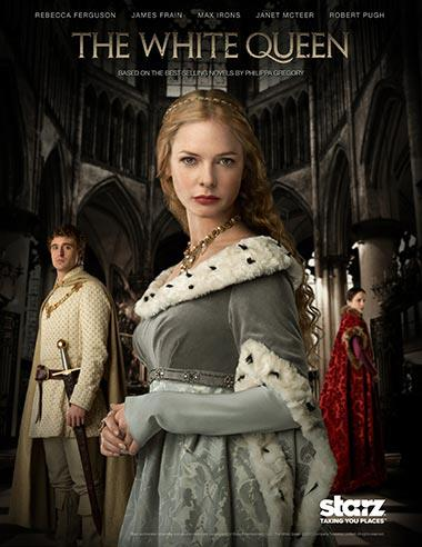 BBC 'THE WHITE QUEEN': Queen Katherine Parr Family Relations (2/6)