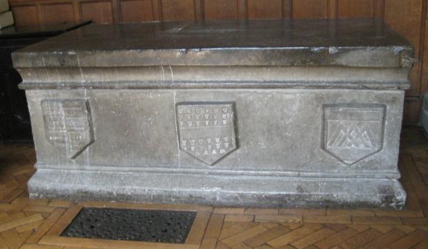 Tomb of William Parr, Kendal Parish Church.