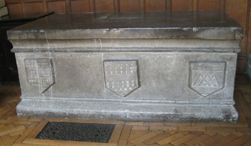 Tomb of William Parr, Kendal Parish Church.