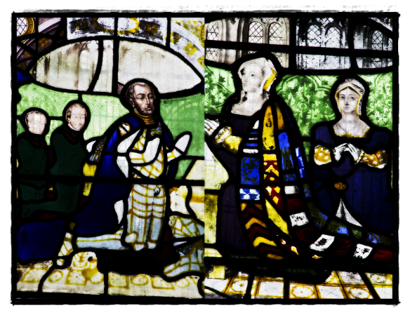 Pembroke family of Wilton. Wilton Church.