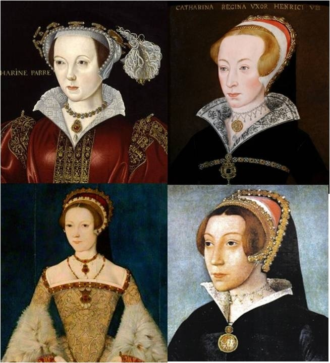 "Alison Weir: ""New"" Portrait of Katherine Parr"