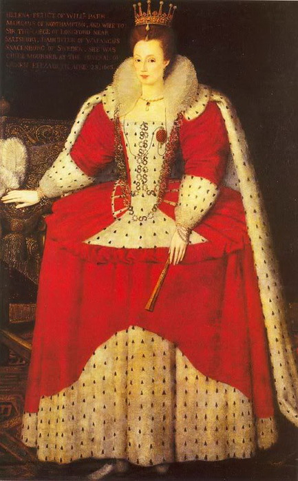 Helena, Marchioness of Northampton c.1603