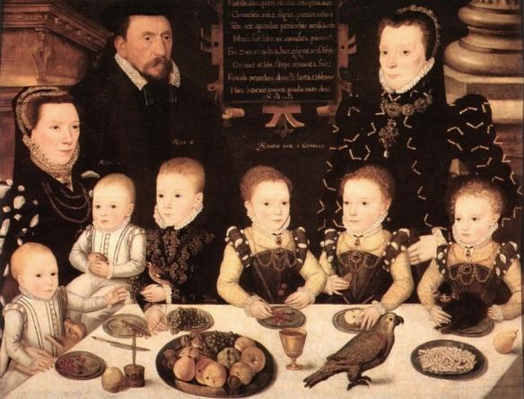 The Brooke Family of Elisabeth Brooke.