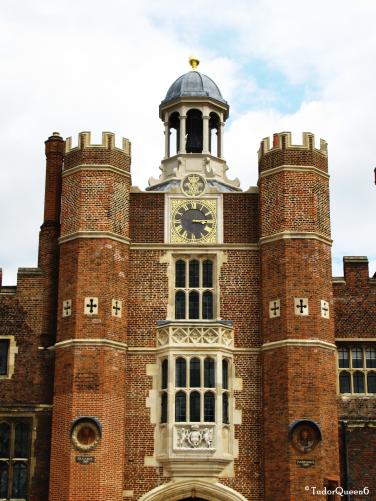 Hampton Court Palace, London, England.