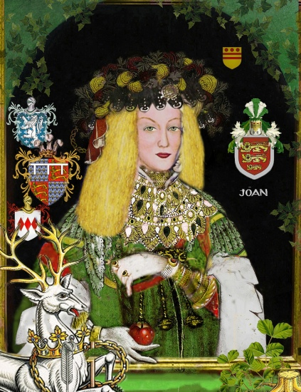 Joan of Kent, Princess of Wales