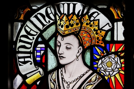 Anne Neville from Cardiff Castle.