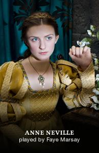 Lady Anne (Faye Marsay)