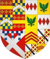 Arms of Warwick, the Kingmaker.