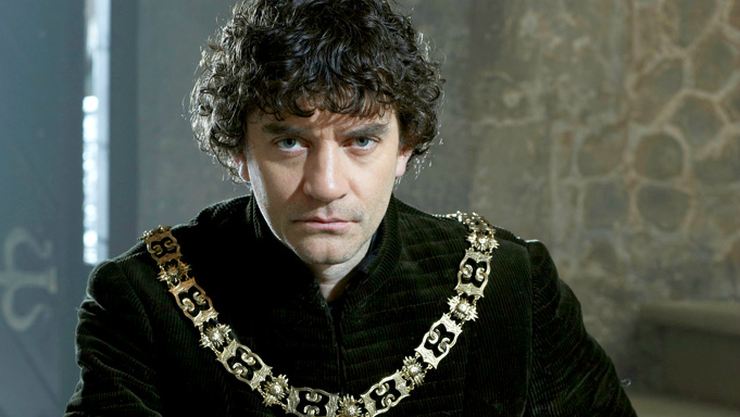 Sir Richard Neville, 16th Earl of Warwick and 6th Earl of Salisbury portrayed by James Frain
