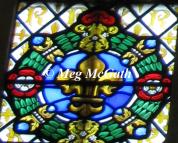 Katherine Howard window emblem