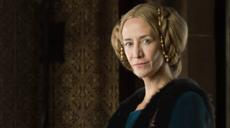 Jacquetta of Luxembourg portrayed by Janet McTeer.