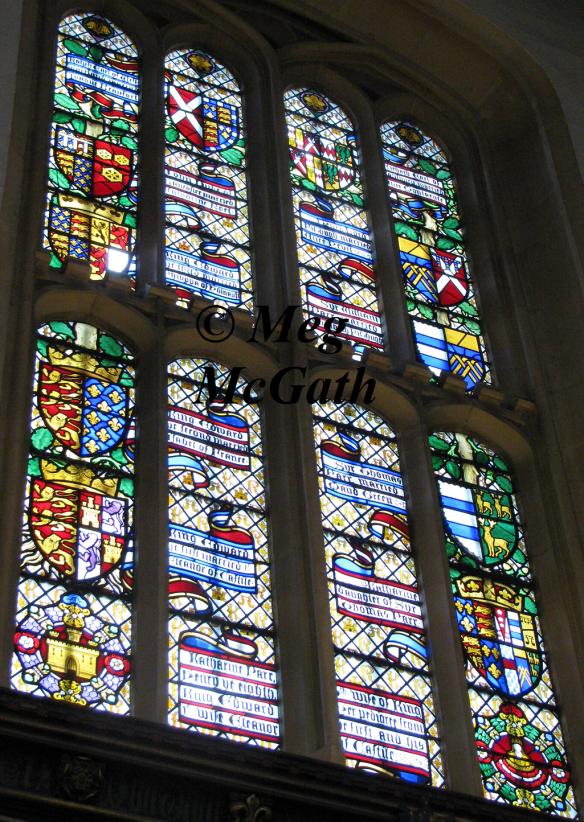 Pedigree window of Queen Katherine Parr
