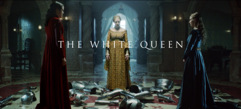 The White Queen BBC one commercial - Directors cut from Jamie Childs.
