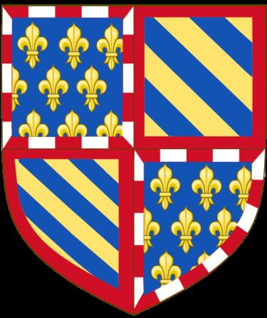 Duke of Burgundy (1364-1404) as Philip II and King Philip II of France.